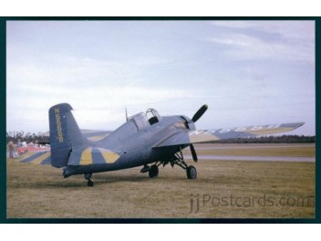 F4F Wildcat, private ownership
