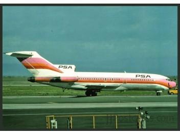 PSA - Pacific Southwest, B.727