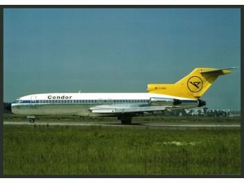 Condor, B.727