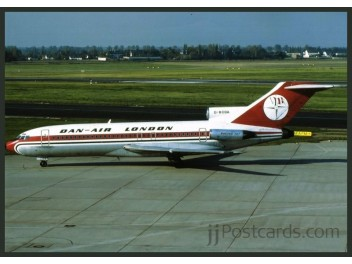 Dan-Air London, B.727