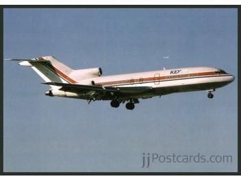 Key Air, B.727