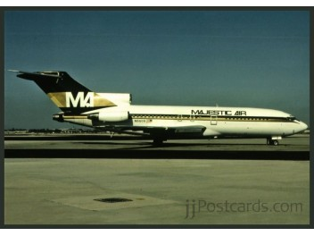 Majestic Air (USA/Florida), B.727