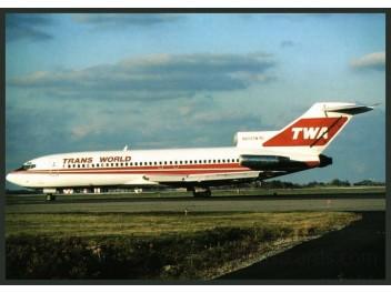 TWA, B.727