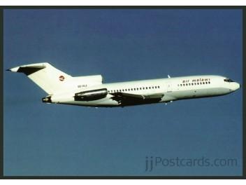 Air Malawi, B.727