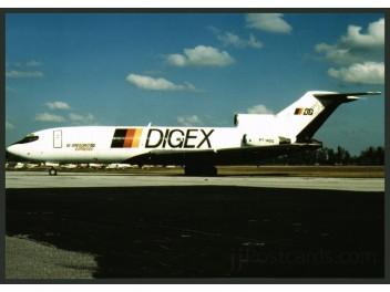 DIGEX Aero Cargo, B.727