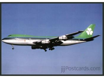 Air Jamaica/Aer Lingus, B.747