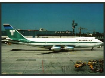 Transamerica, B.747