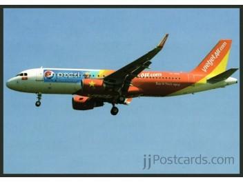 Vietjet, A320