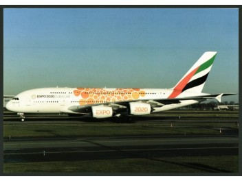 Emirates, A380