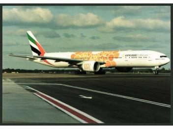 Emirates, B.777