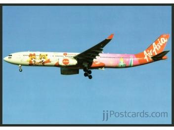 Thai Air Asia X, A330