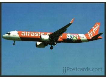 Thai Air Asia, A321neo