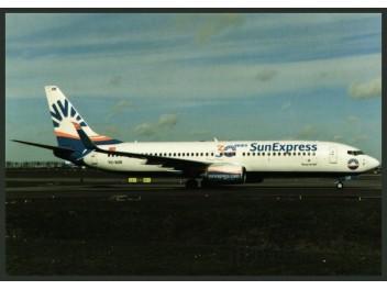 Sun Express, B.737