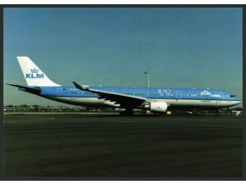 KLM, A330