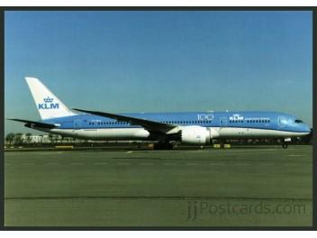 KLM, B.787