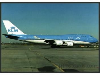 KLM, B.747