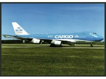 KLM Cargo, B.747