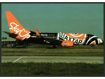 SkyUp Airlines, B.737