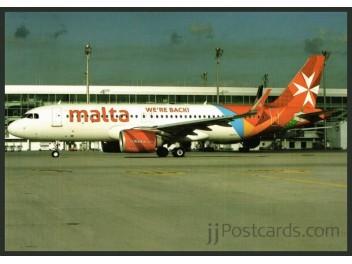 Air Malta, A320neo