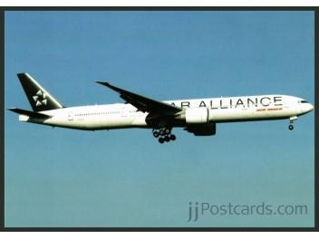 Air India/Star Alliance, B.777