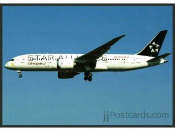 Ethiopian/Star Alliance, B.787