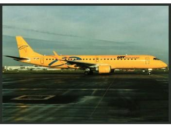 LOT/Saratov Airlines, Embraer 195