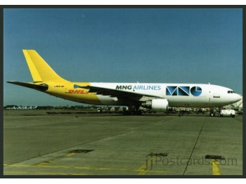 Solinair/MNG Airl. Cargo/DHL, A300