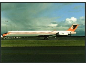 Danish Air Tr. - DAT, MD-80