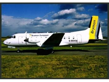 Brymon European, HS 748