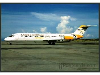 ASERCA Aeros. Carabobo, DC-9