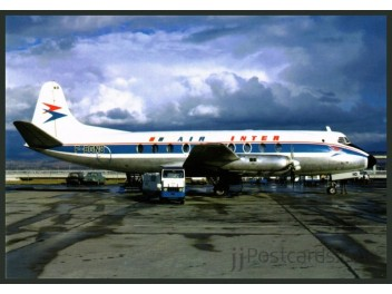Air Inter, Viscount
