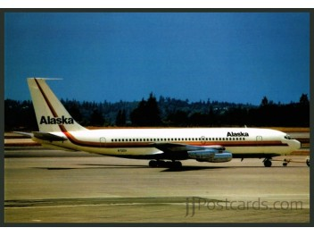 Alaska Airlines, B.720