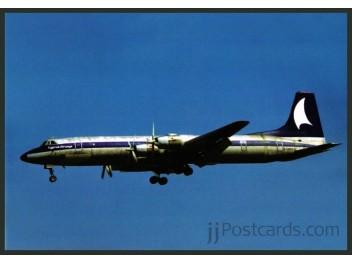 Cyprus Airways, CL-44