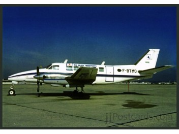 Air Anjou Transports, Beech 99