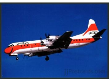 PSA - Pacific Southwest, Electra