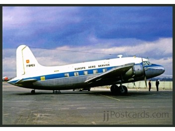 Europe Aéro Service - EAS, Viking