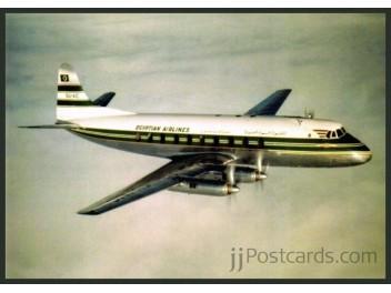 EgyptAir, Viscount