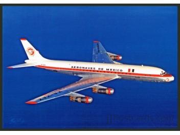 Aeronaves de Mexico, DC-8