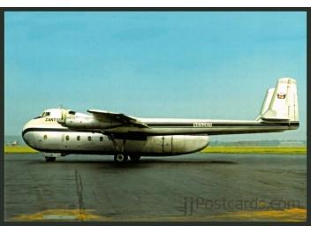 Zantop Air Transport, A.W. Argosy