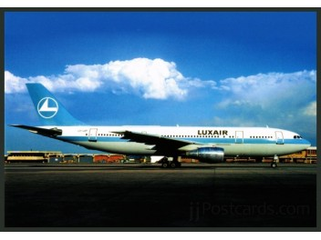 Luxair, A300