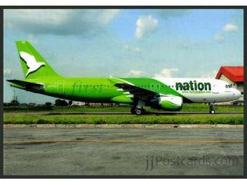 First Nation, A320