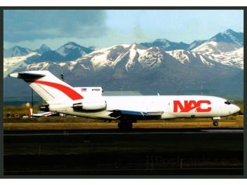 Northern Air Cargo - NAC, B.727