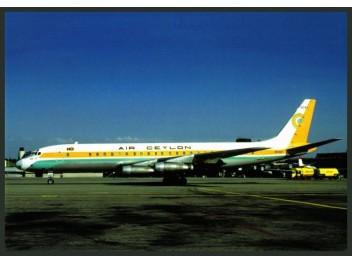 Air Ceylon, DC-8