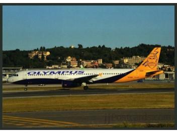 Olympus Airways, A321