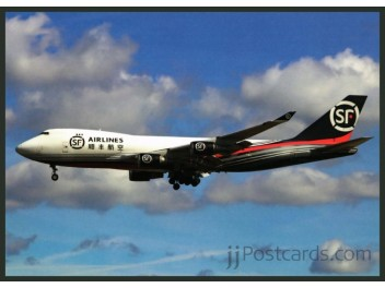 SF Airlines, B.747