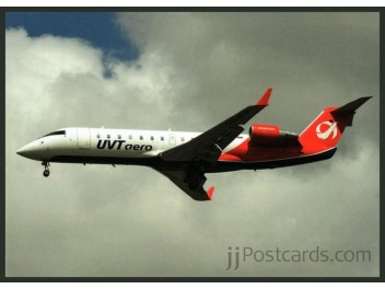 UVT Aero, CRJ 200