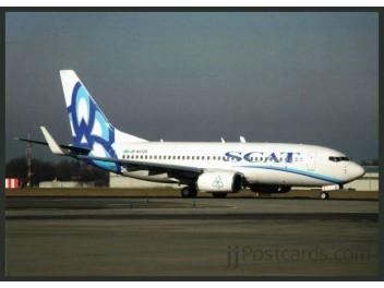SCAT, B.737