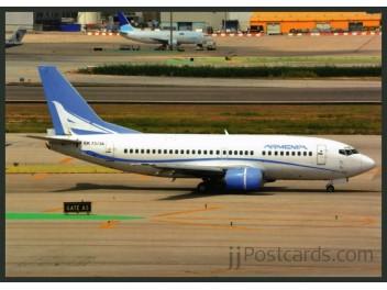 Armenia Airlines, B.737