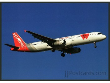 Red Wings, A321