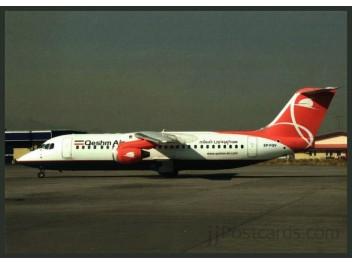 Qeshm Air, Avro RJ100